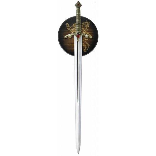 Valerian Steel Game of Thrones: Widow's Wail - 1:1 Sword Replica (Damascus  version)