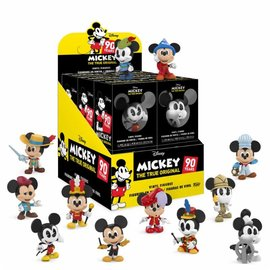 FUNKO Mystery Mini: Mickey's 90th  Price is for one piece
