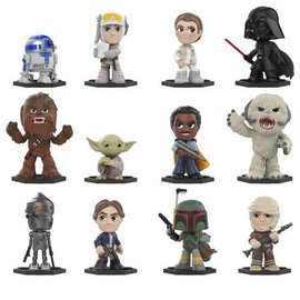 FUNKO Mystery Mini: Star Wars - The Empire Strikes Back Price for one piece.