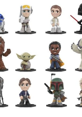 Mystery Mini: Star Wars - The Empire Strikes Back Price for one piece.