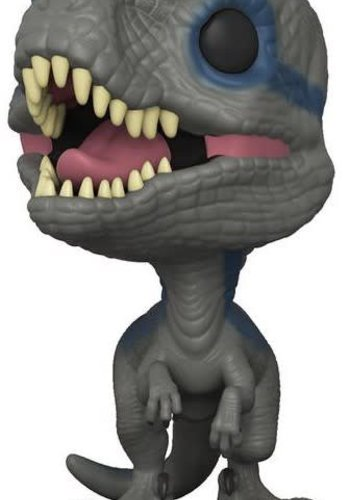 Pop! Movie: Jurassic World Fallen Kingdom - New Pose Blue