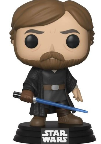 Pop! Star Wars: The Last Jedi - Final Battle Luke Skywalker
