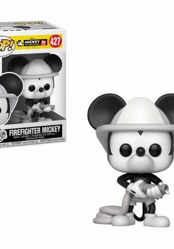 POP! Disney: Mickey's 90th - Firefighter Mickey