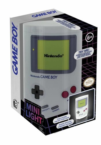 Nintendo: Gameboy Mini Light