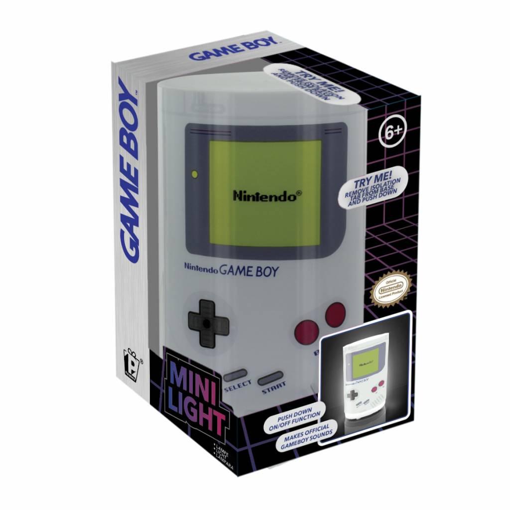 paldon Nintendo: Gameboy Mini Light