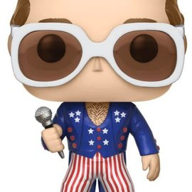 FUNKO Pop! Rocks: Series 3 - Patriotic Elton John