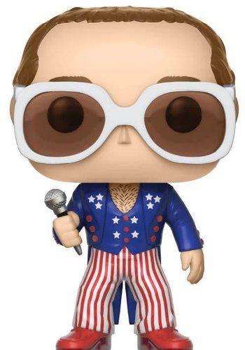 Pop! Rocks: Series 3 - Patriotic Elton John