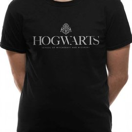 Harry Potter - Hogwarts Pride White Logo