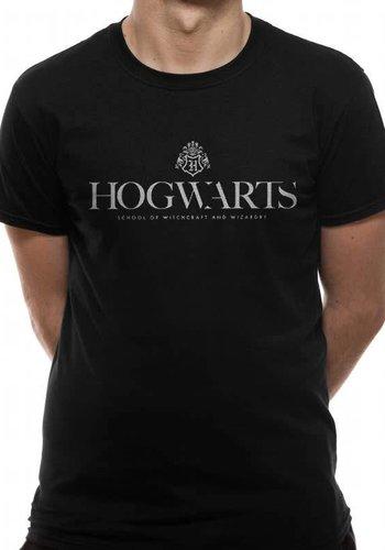 Harry Potter - Hogwarts Pride White Logo