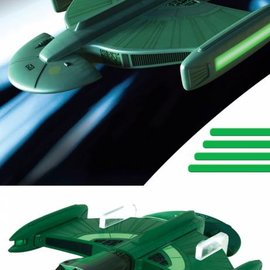 Diamond Direct Star Trek Starships: Nr 123 Romulan Science Vessel
