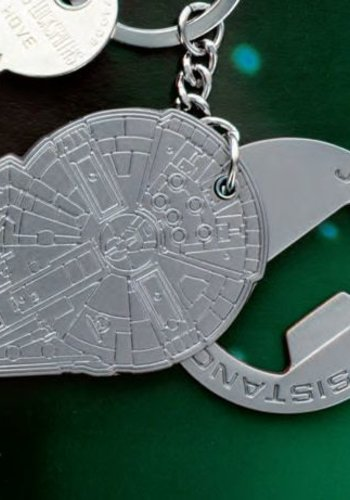 Star Wars: Millennium Falcon Bottle Opener