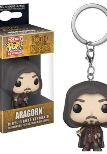Pocket Pop Keychains: Lord of the Rings - Aragorn