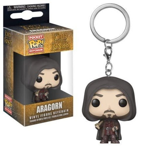 FUNKO Pocket Pop Keychains: Lord of the Rings - Aragorn