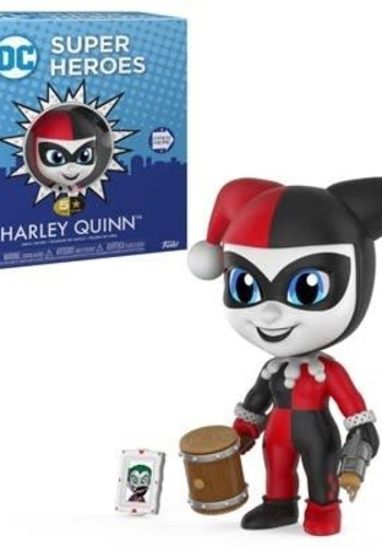 5 Star DC Comics: Harley Quinn Action Figure