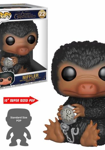 Pop! Movie: Fantastic Beasts 2 - 10 inch Niffler