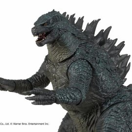 NECA Godzilla 2014: Series 1 24 inch Head to Tail AF with Sound