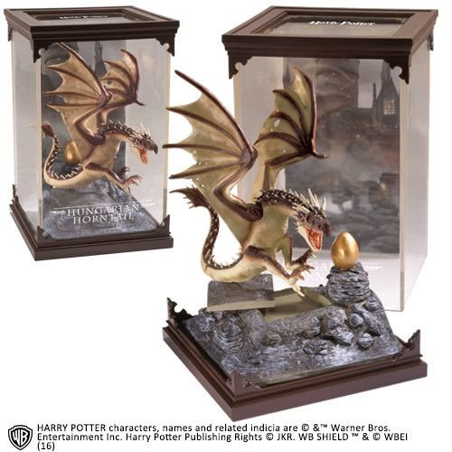 The Noble Collection Harry Potter: Magical Creatures - Hungarian Horntail