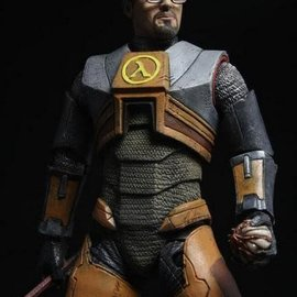 NECA Half Life: Gordon Freeman 7 inch Action Figure