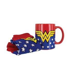 Paladone DC Comics: Wonder Woman Mug and Socks Set