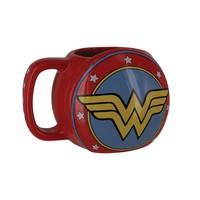 DC Comics: Wonder Woman Shield Mug