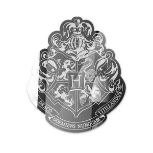 Paladone Harry Potter: Hogwarts Crest Mirror