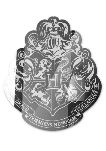 Harry Potter: Hogwarts Crest Mirror