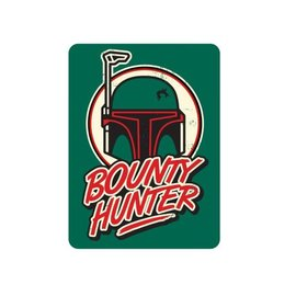 Half Moon  Bay STAR WARS METAL MAGNET - BOBA FETT