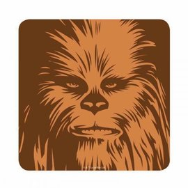 STAR WARS COASTER - CHEWBACCA