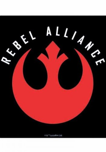 STAR WARS COASTER - REBEL ALLIANCE