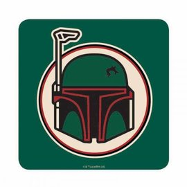 STAR WARS COASTER - BOBA FETT