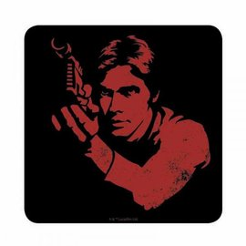STAR WARS COASTER - HAN SOLO