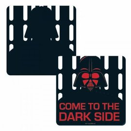 STAR WARS LENTICULAR COASTER - DARTH VADER