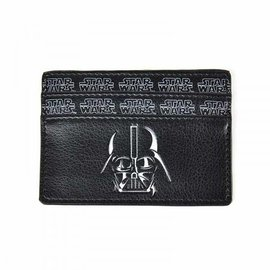 Half Moon  Bay STAR WARS CARD HOLDER - DARTH VADER BADGE ICON