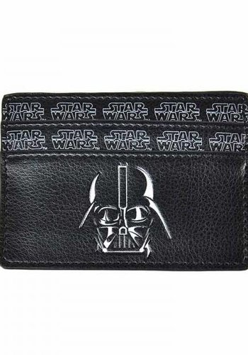 STAR WARS CARD HOLDER - DARTH VADER BADGE ICON