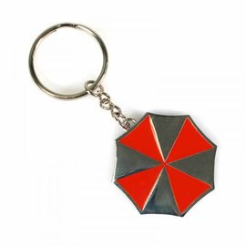RESIDENT EVIL KEYRING - UMBRELLA CORPORATION