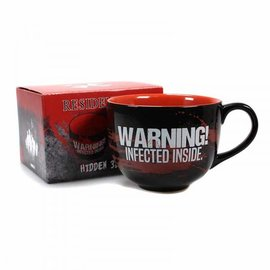 Geen RESIDENT EVIL HIDDEN 3D MUG - INFECTED