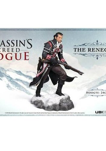 Assassin's Creed: Rogue - Shay Merch PVC Statue