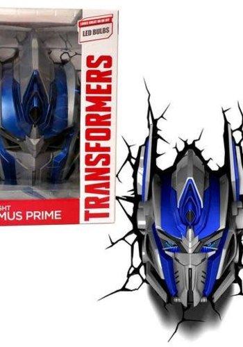 3D Transformers Optimus Prime Light