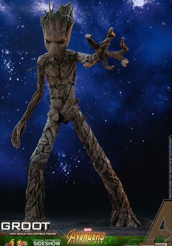 Marvel: Avengers Infinity War - Groot 1:6 scale Figure