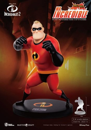 Disney: The Incredibles - Mr. Incredible Statue