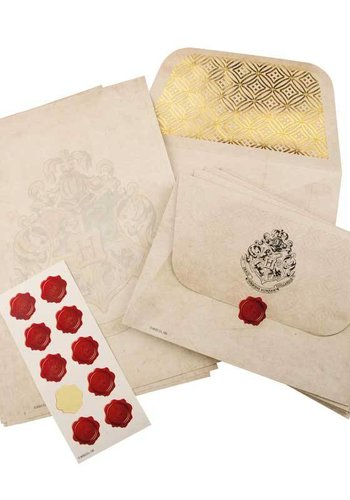 Harry Potter: Hogwarts Letter Writing Set