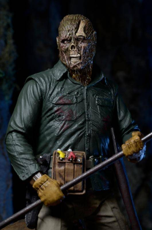 """NECA Friday The 13th Ultimate Part 6 Jason Action Figure 7/"""" Scale"""