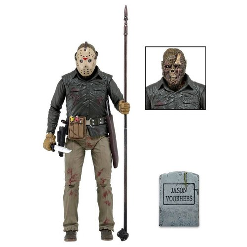NECA Friday the 13th part 6: Ultimate Jason 7 inch figure