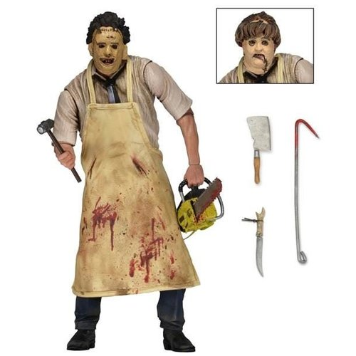 NECA Texas Chainsaw Massacre: Ultimate Leatherface - 7 inch AF
