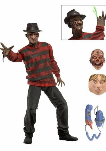 NOES 30th Anniversary - 7 inch Action Figure - Ultimate Freddy