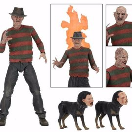 NECA Nightmare on Elm Street: Ultimate Part 2 Freddy Krueger 7 inch