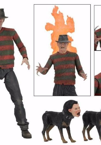 Nightmare on Elm Street: Ultimate Part 2 Freddy Krueger 7 inch