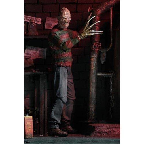 NECA Nightmare on Elm Street: Ultimate Part 2 Freddy Krueger 7 inch