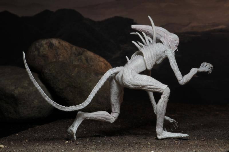 NECA Alien: Covenant - New Creature 7 inch Action Figure