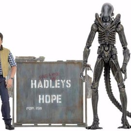 NECA Aliens: Hadley's Hope 2-Pack - 7 inch Action Figure